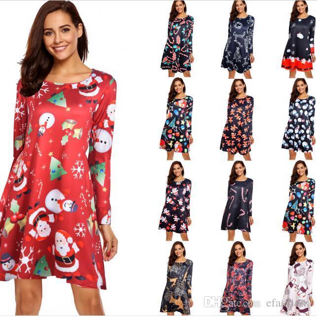 Imagen de vestidos casuales para dama