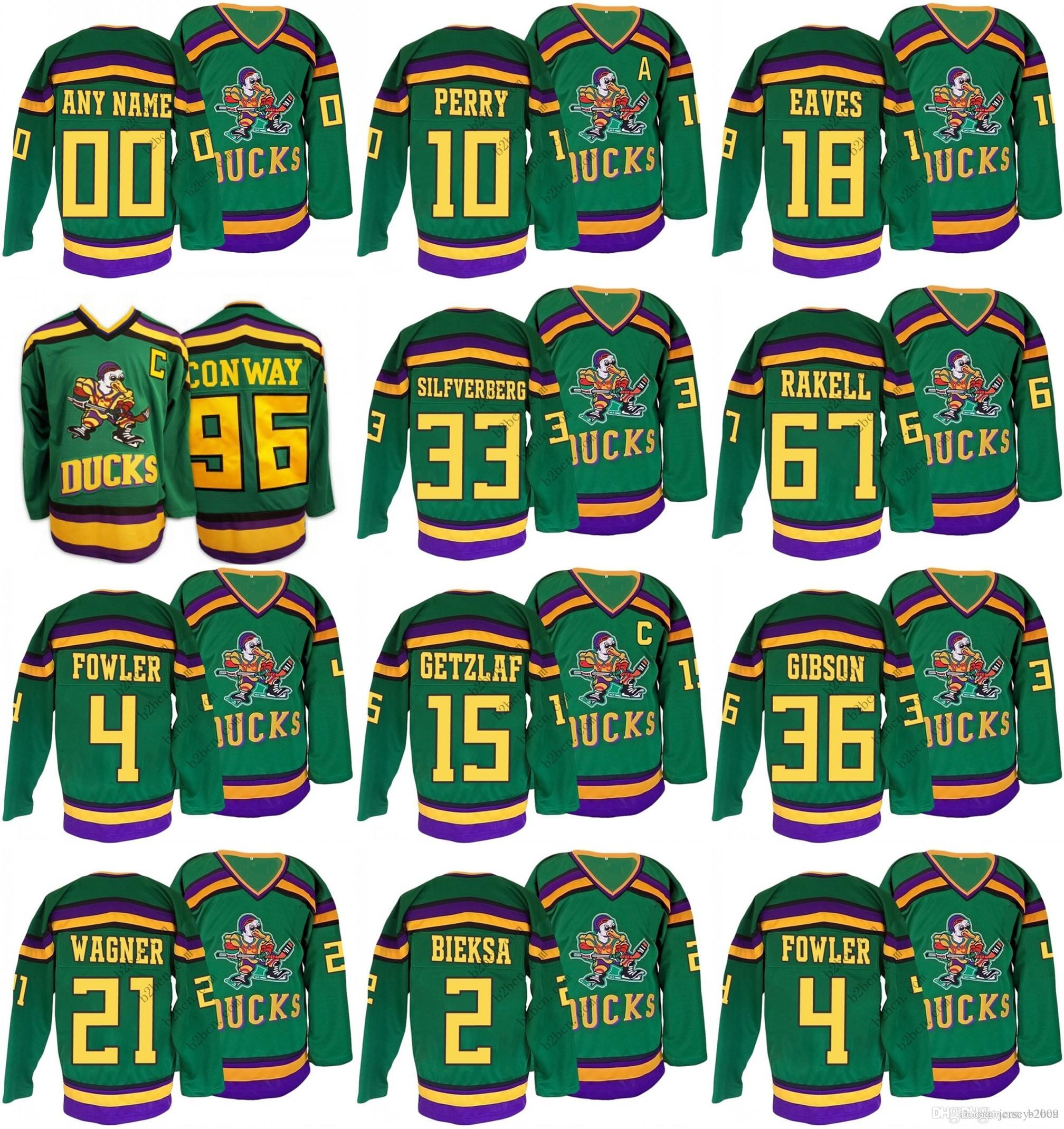 29d397f4b 2019 Customized Men 17 Ryan Kesler 45 Sami Vatanen 36 John Gibson 2 Kevin  Bieksa 15 Ryan Getzlaf Anaheim Ducks Premier Jersey Green From Jersey 2009,  ...