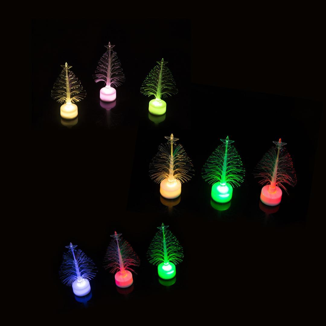 2018 home supplies led table decoration small christmas tree colorful christmas gift lamp light night from stylenew 5181 dhgatecom