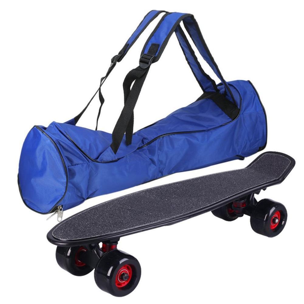 45ff39154daaa Satın Al Taşınabilir Oxford Kumaş Hoverboard Çanta Spor Çanta Öz Dengeleme  Araba Için 8 Inç Elektrikli Scooter Taşıma Çantası Ücretsiz Kargo, ...