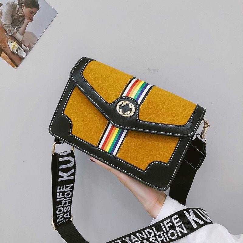 b420165752 New Fashion Women Leather Bag Women Messenger Bags Vintage Shoulder ...