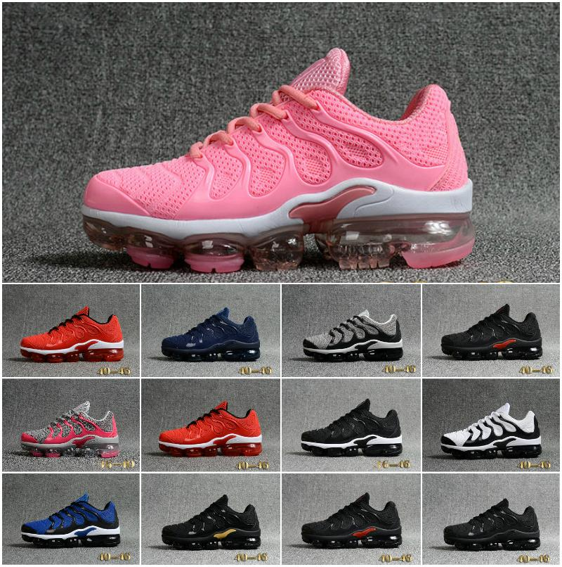 e5094adcfa Wholesale 2018 AIR TN Plus Mens Running Shoes Sales TOP Quality ...