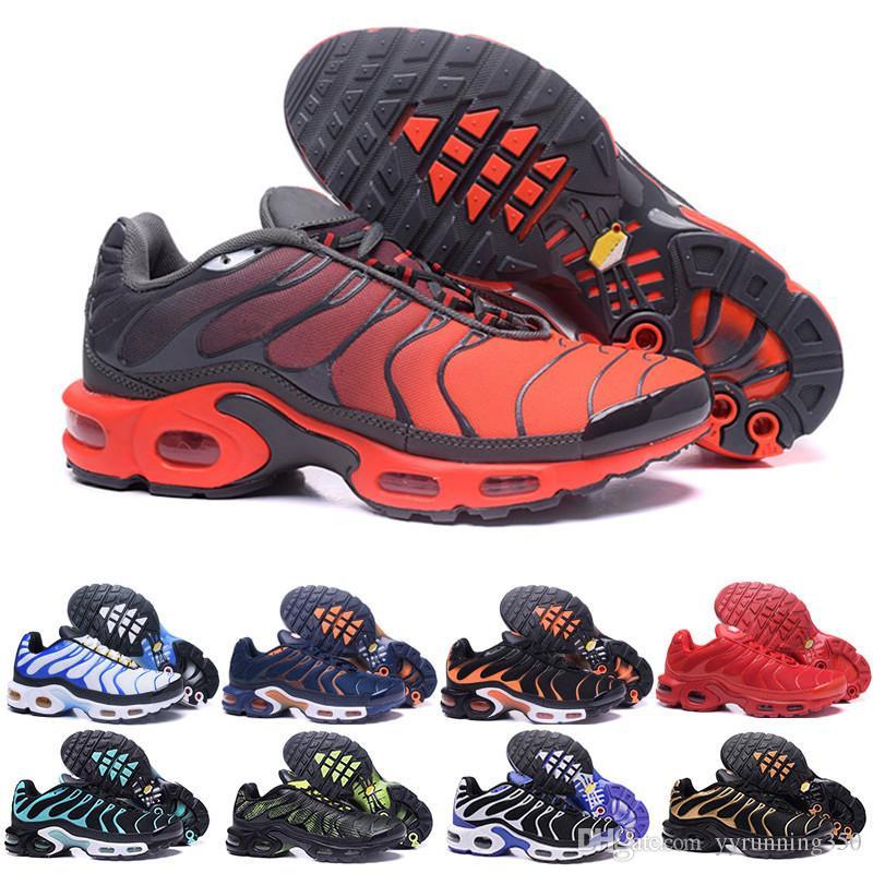 buy online b7639 51e9c Acheter Nike Tn Plus Air Max Chaussures De Course TN Plus Grape BETRUE  Chaussures De Course En Plein Air Red Shark Chaussures De Sport Inversées  Sunset ...
