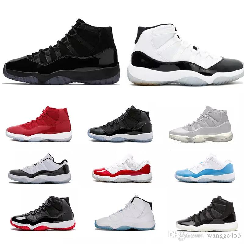11 11s Cap And Gown Prom Night Men Basketball Shoes Platinum Tint Gym Red  Bred PRM Heiress Barons Concord 45 Mens Sports Sneakers Basketball Shoes  For Girls ... f1666775215a