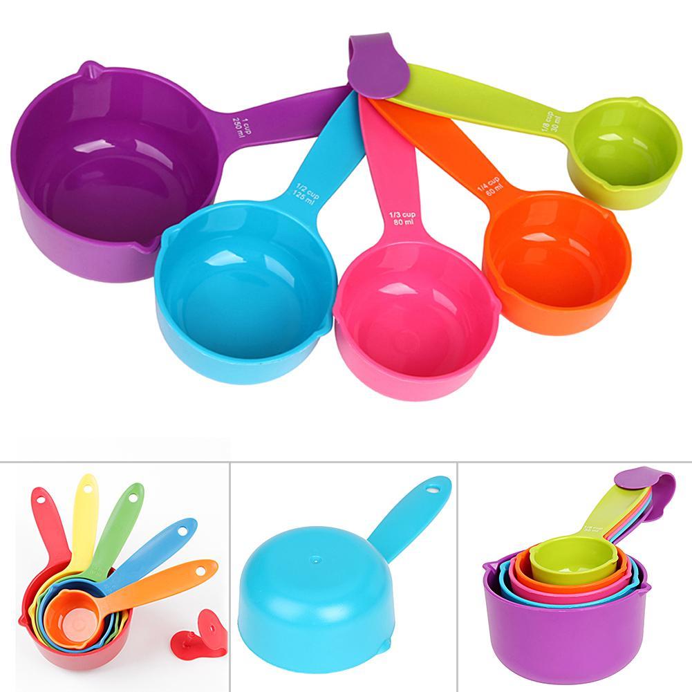 dd331b51bec 2019 Kitchen Tools Measuring Spoons Colourworks Kitchen Measuring Cup And  Spoon Baking Utensil Set Spoon Cup Baking Utensil From Luckypets