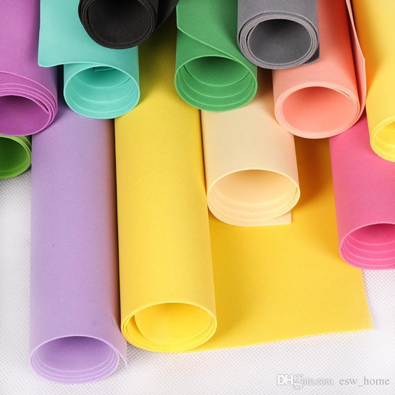 Eva Foam Paper 50 50cm Foam Sheets Sponge Paper Diy Flower Craft