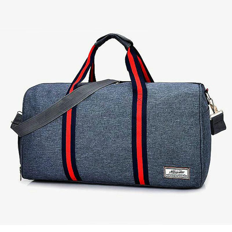 434a312c42 2019 Mens Gym Bag Compartent For Shoes Women Travel Bags Hand ...