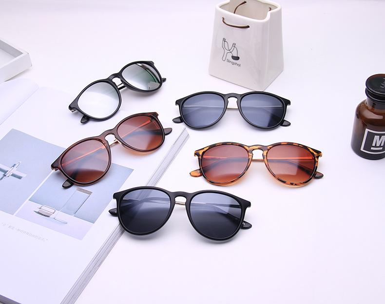 c018b6e0a5ba Web Celebrity Sunglasses With New Metal Thin Leg Retro Small Round Frame  2812 Ladies Sunglasses Wholesale Wirth Box Glasses For Men Mens Eyeglasses  From ...