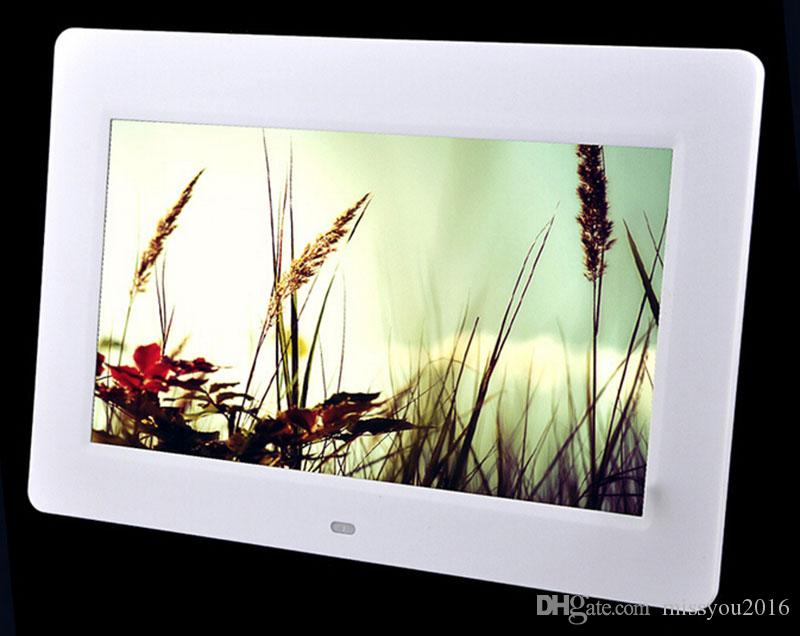 New 10.2 inch LCD Digital Photo Frame Support mp3 video play with Wireless Remote Control