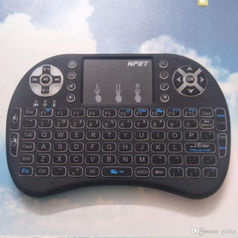 Tablet pc wireless bluetooth keyboard touchpad for all 7 10 inch.