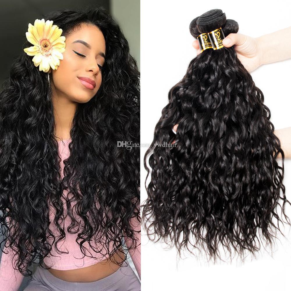 Hot Sale Brazilian Curly Hair Bundles 100 Unprocessed Human Hair
