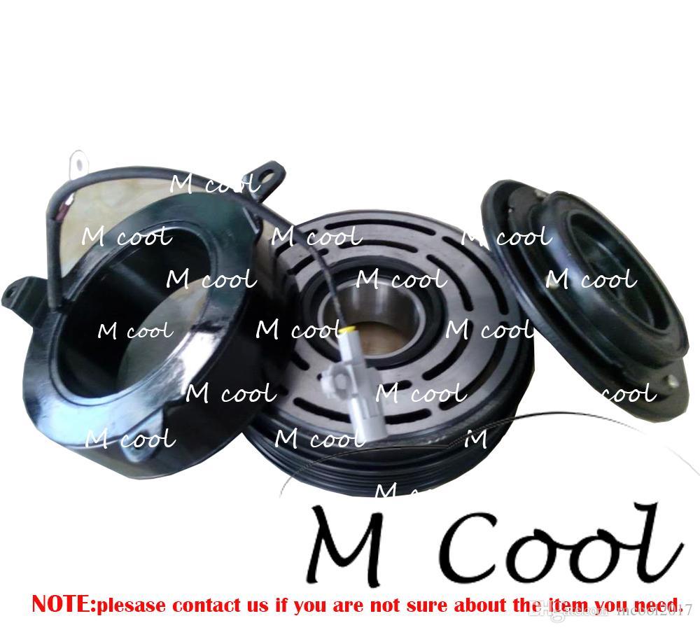 High Quality Brand New 10p30c Compressor Clutch For Car Toyota Kompresor Vw Caravelle 2002 Coaster Bus 24v 5 Grooves 45kg Ac Online With 4044 Piece On
