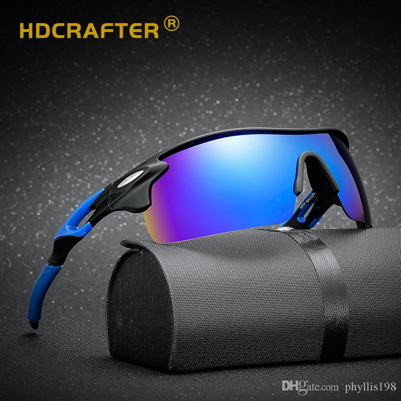 055a59a106334 Trend PC Multi-color New Sports Men s Polarized Sunglasses Outdoor ...