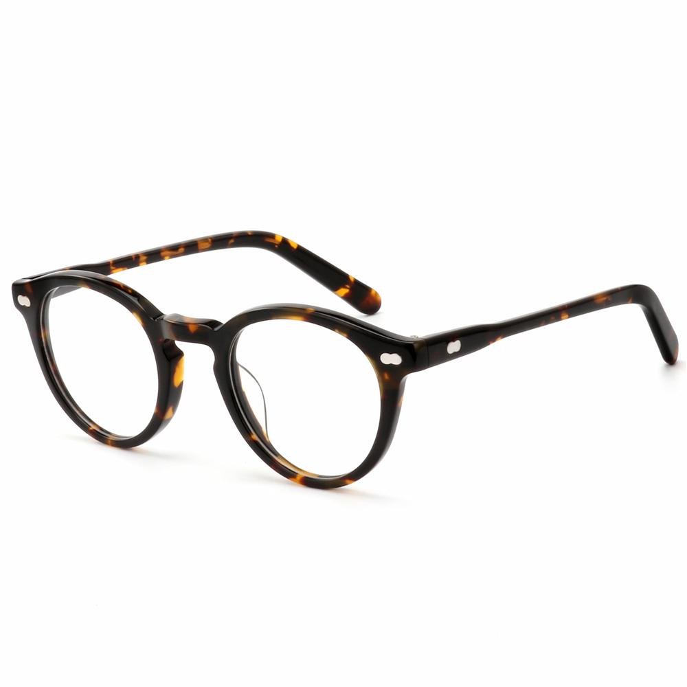 5aa526f8a0 2019 Vintage Optical Glasses Frame OV5186 Eyeglasses Oliver Peoples Gregory  Peck Ov 5186 Reading Glasses Women And Men Eyewear Frames From Xiamenwatch