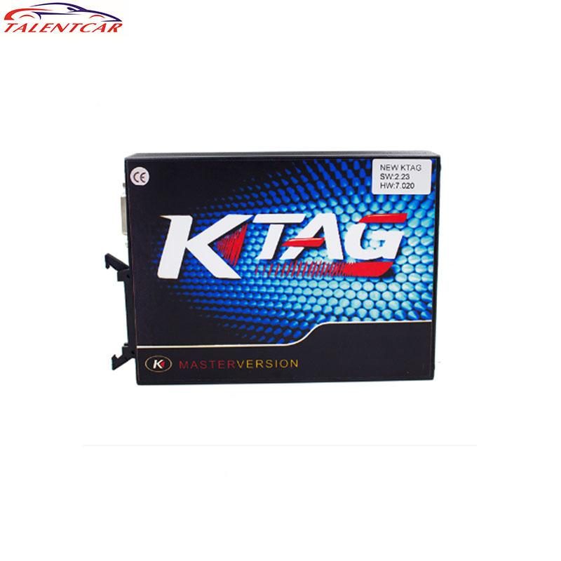KTAG V2 23 Firmware Online Master Version 7 020 Unlimted Toekn Chip Tuning  For Car Truck Code Reader Wifi Elm327 Usb Obd2 Diagnosis Ford