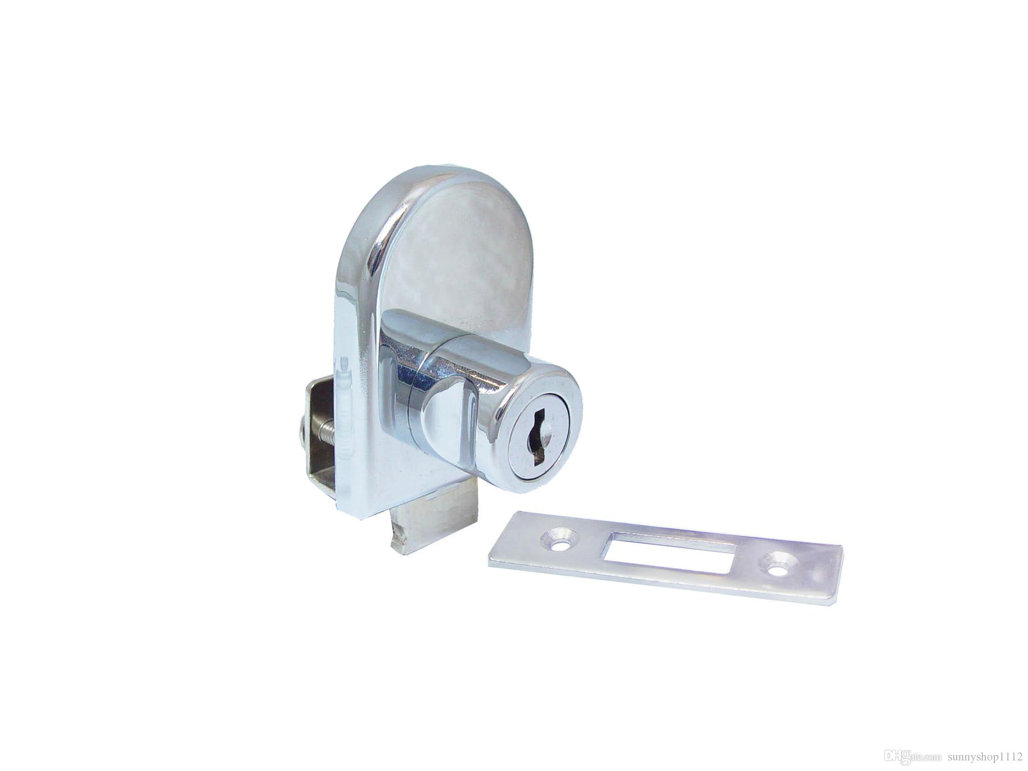 2018 Cabinet Single Swinging Glass Door Lock 408 From Sunnyshop1112
