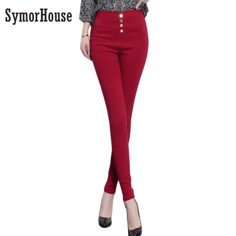 5e71dfd3150 Spring Autumn Slim Women Pants Fashion Style Plus Size XXXL Leggings ...