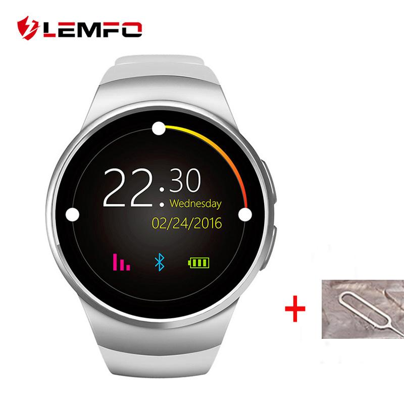 wholesale KW18 Bluetooth Smart Watch Heart Rate Monitor wearable devices  Support SIM TF Card smart watch for android ios