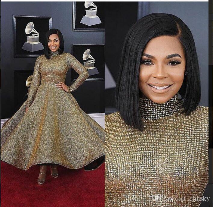 Evening dress Yousef aljasmi Kim kardashian Draped Cap sleeve Beaded Ball gown High collar Almoda gianninaazar ZuhLair murad Ziadnakad