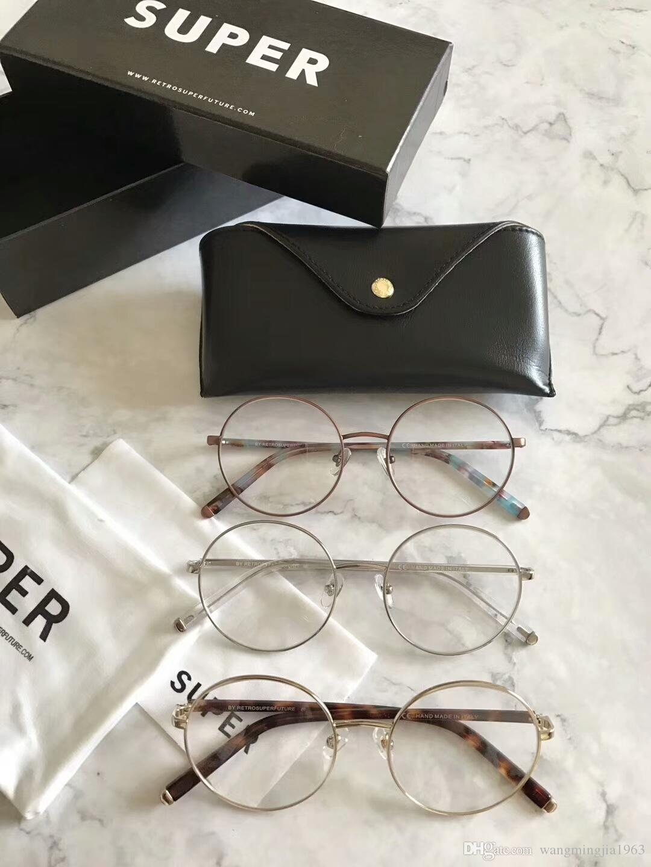 dfce42ae8470 2019 New Eyeglasses Frame Women Men Brand Designer Eyeglass Frames Designer  Brand Eyeglasses Frame Clear Lens Glasses Frame Oculos NUMERO And Box From  ...