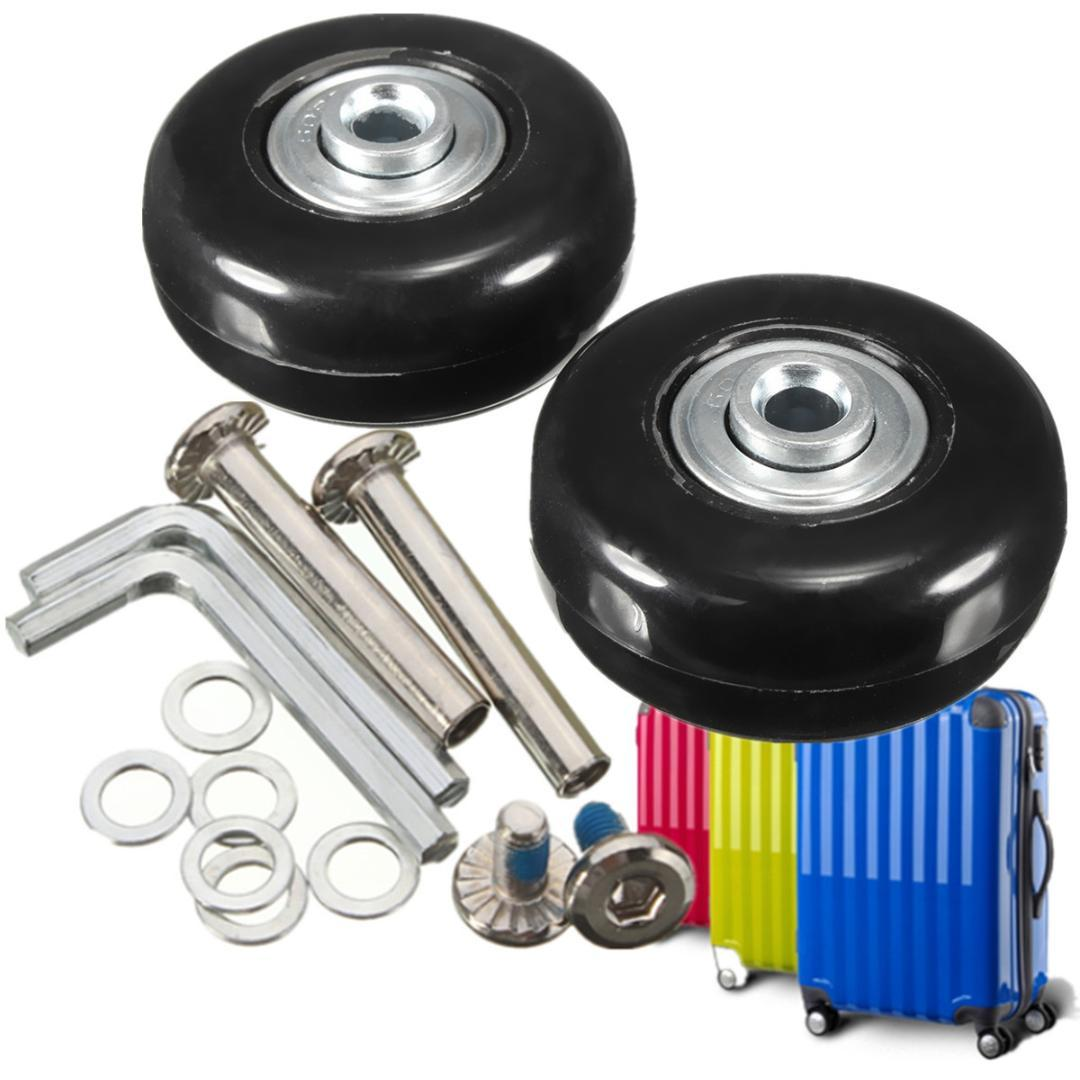 e590ce7ee 2019 Osmond Luggage Suitcase Replacement Wheels OD 43 ID 6 W 18 Axles 35  Repair Set Rubber Spinner Luggage Wheels 43X17mm From Ajkobeshoes, $41.22 |  DHgate.