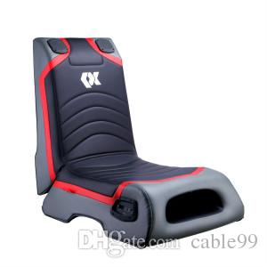 Foldable Audio Game Chairs Stereo Console Gaming Chair Children Kid Gift  Gaming Seat For Cellphone/PC/Xbox One Wheel PS4/PS3/PS2/Xbox