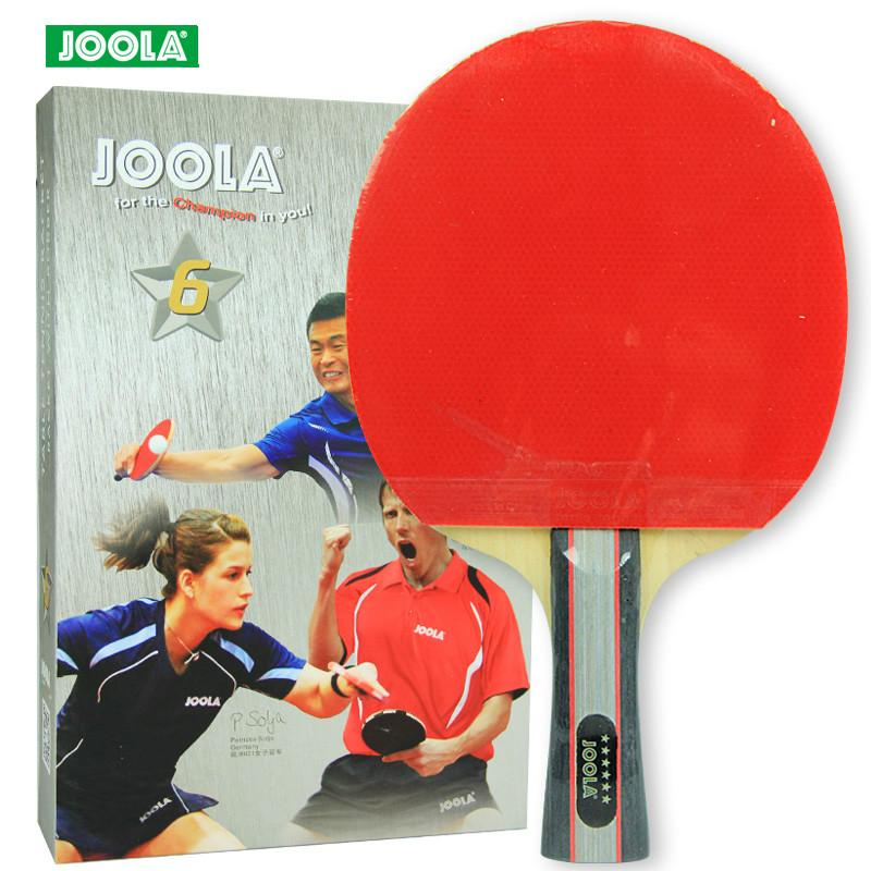 2019 Ping Pong Joola 6star Table Tennis Racket Ping Pong Pimples In