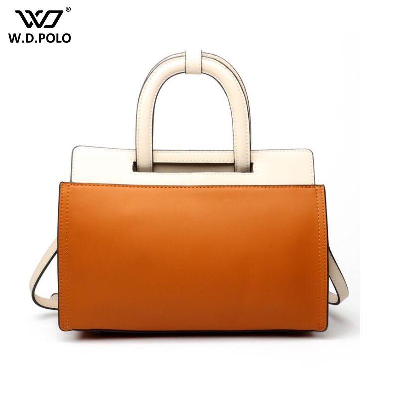 WDPOLO New Patchwork Women Handbags Fashion Trendy Lady Shoulder Bag ... 9c0a58118d1a2