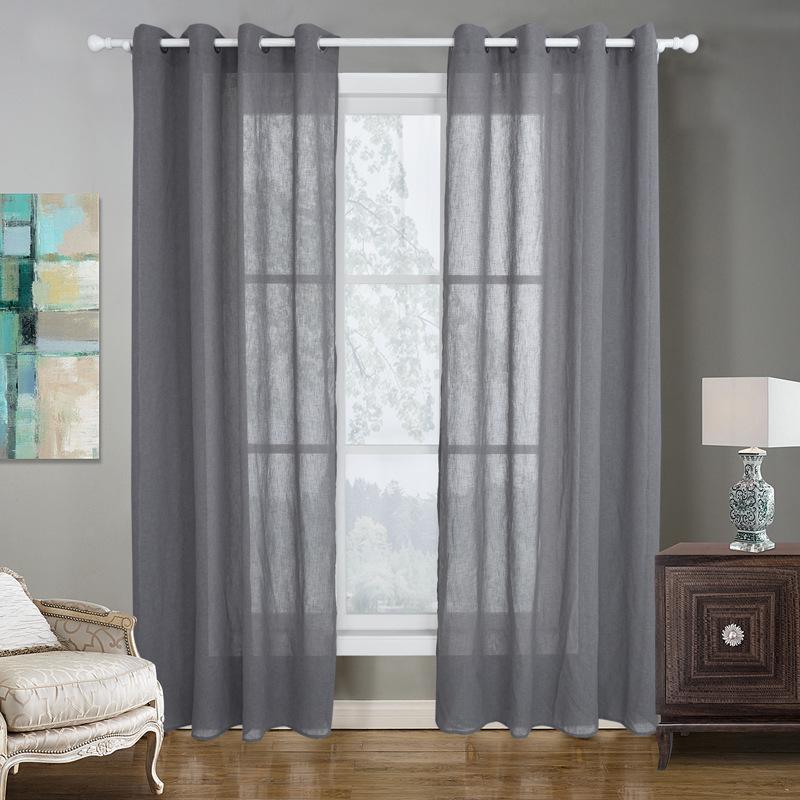 8003 Tendaggio moderno tende per tende camera da letto soggiorno per tende  di trattamento finestra tende oscuranti finito 1 pannello