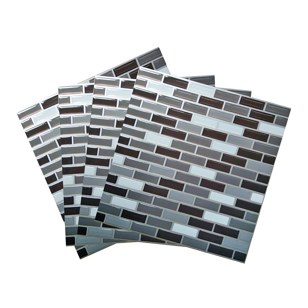 3d Wall Sticker For L And Stick Tiles Kitchen Backsplash Tile 9x9 Wallpaper Set Of 4 Free Wallpapers Widescreen