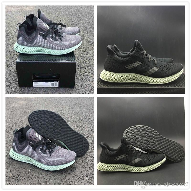 f87335403 AlphaEdge 4D LTD Print Technology Running Shoe 2018 Ash Green Black ...