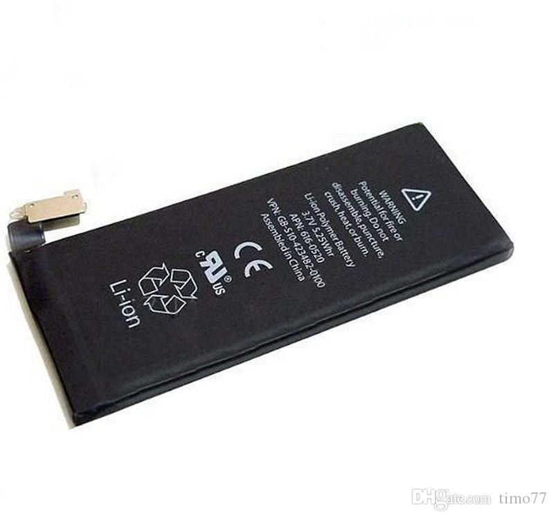 100% Original New Top Quality best Li-ion Replacement battery for iphone4g 4s battery Factory price delivery within 48 hours
