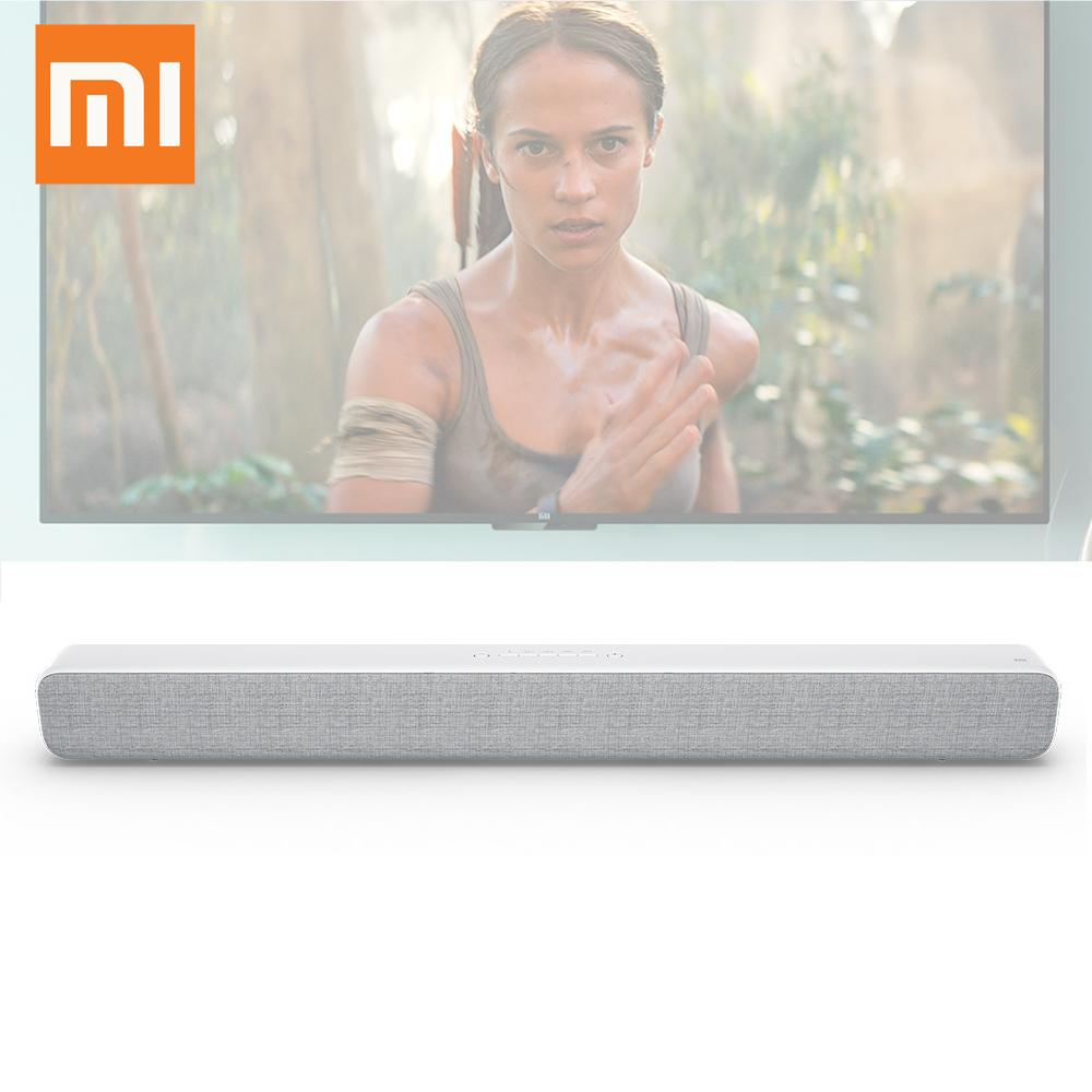 Unterhaltungselektronik Original Xiaomi Bluetooth Tv Sound Bar Wireless Lautsprecher Soundbar Unterstützung Optische Spdif Aux In Für Home Theatre