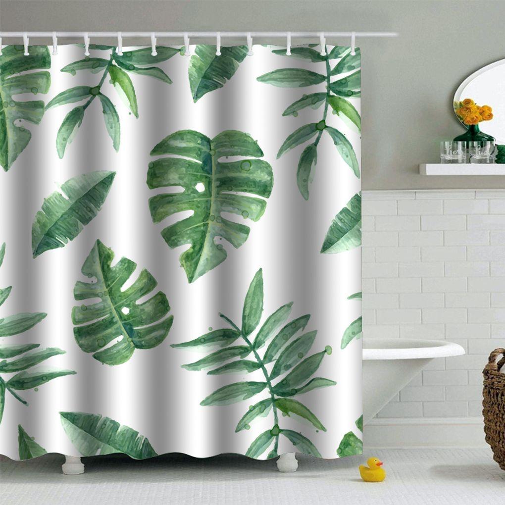 2018 180x180cm 200x200cm Peva Cat Dog Print Shower Curtains Waterproof Moistureproof Home Bath From Hariold 2913