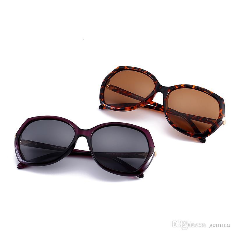 828a6d26801bc Compre 55016 Populares Óculos De Equitação De Luxo Mulheres Homens Marca  Designer Estilo Borboleta Óculos De Sol 100% UV Lente De Proteção Grande  Quadro ...