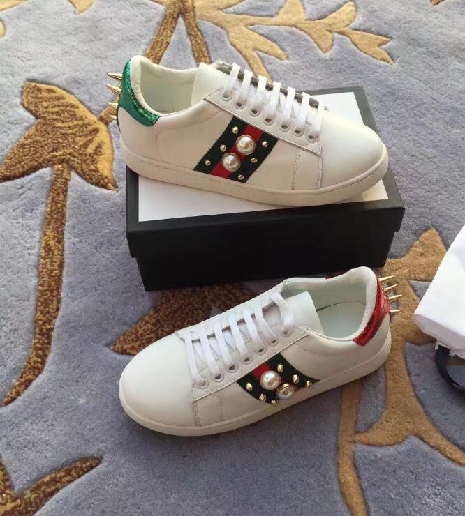 Compre G Otoño 2018 Nuevo Estilo Exceed Fire Zapatos De Niños Suave  Inferior De Alta Calidad Niñas Y Niños Zapatillas De Deporte Remache Perla  Decorar A ... 03b2e52868326