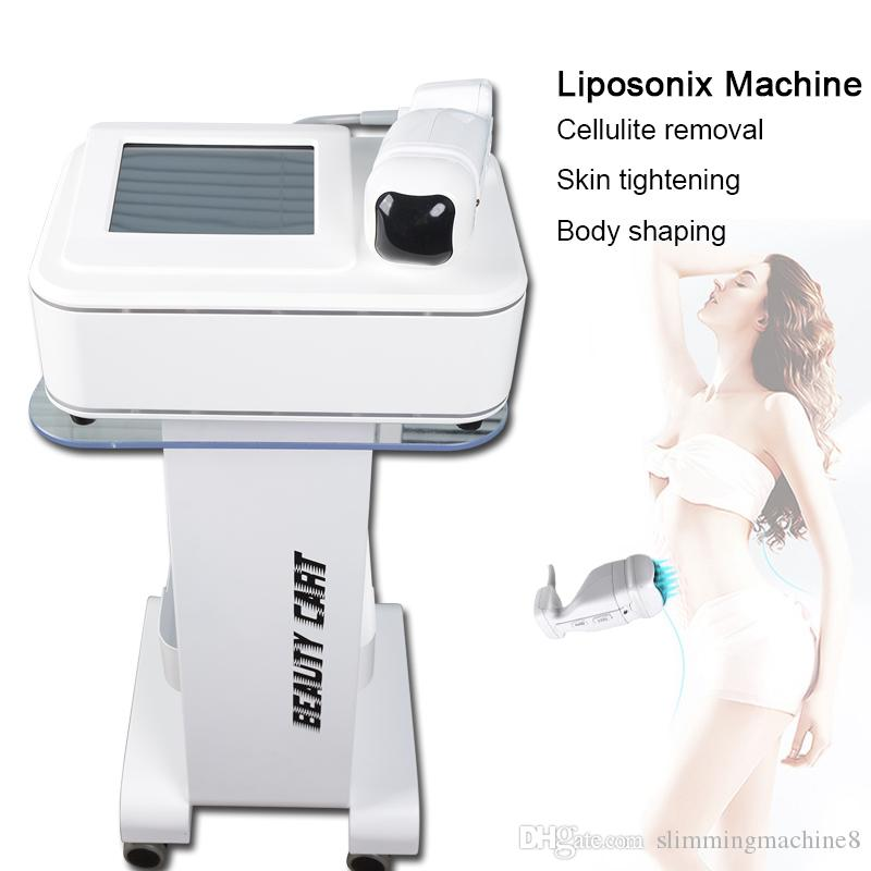 Portable liposonix hifu for body slimming machine weights loss cellulite removal machines high intensity focused lipo hifu