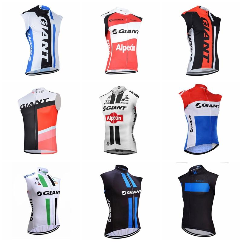 New! CUBE Team Cycling Sleeveless Jersey Vest 2018 The New Summer ... 47fe2df08