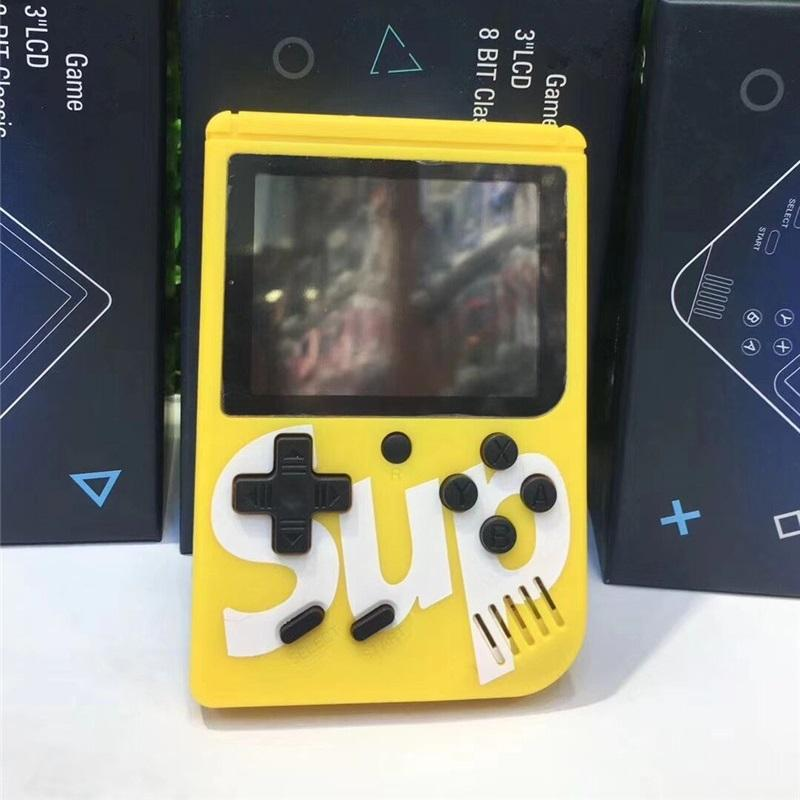 New 300 in 1 Handheld Mini Game Console Retro 8 Bit Classic Games Color Screen Display Portable Nostalgic Game Player with Package