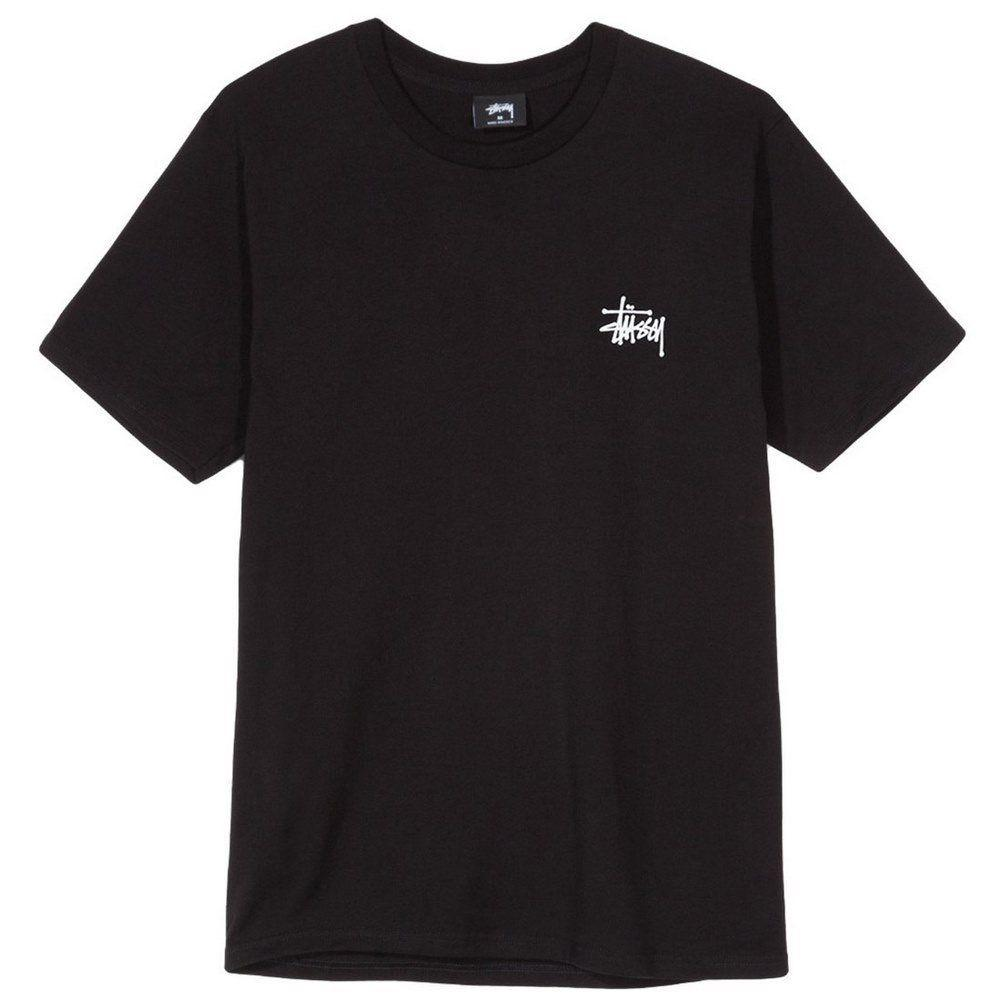 a5e212461 1904257-BLK Stussy T-Shirt – Basic Black 2018 Men Cotton Nuevo Online with   15.56 Piece on Printedtshirt s Store