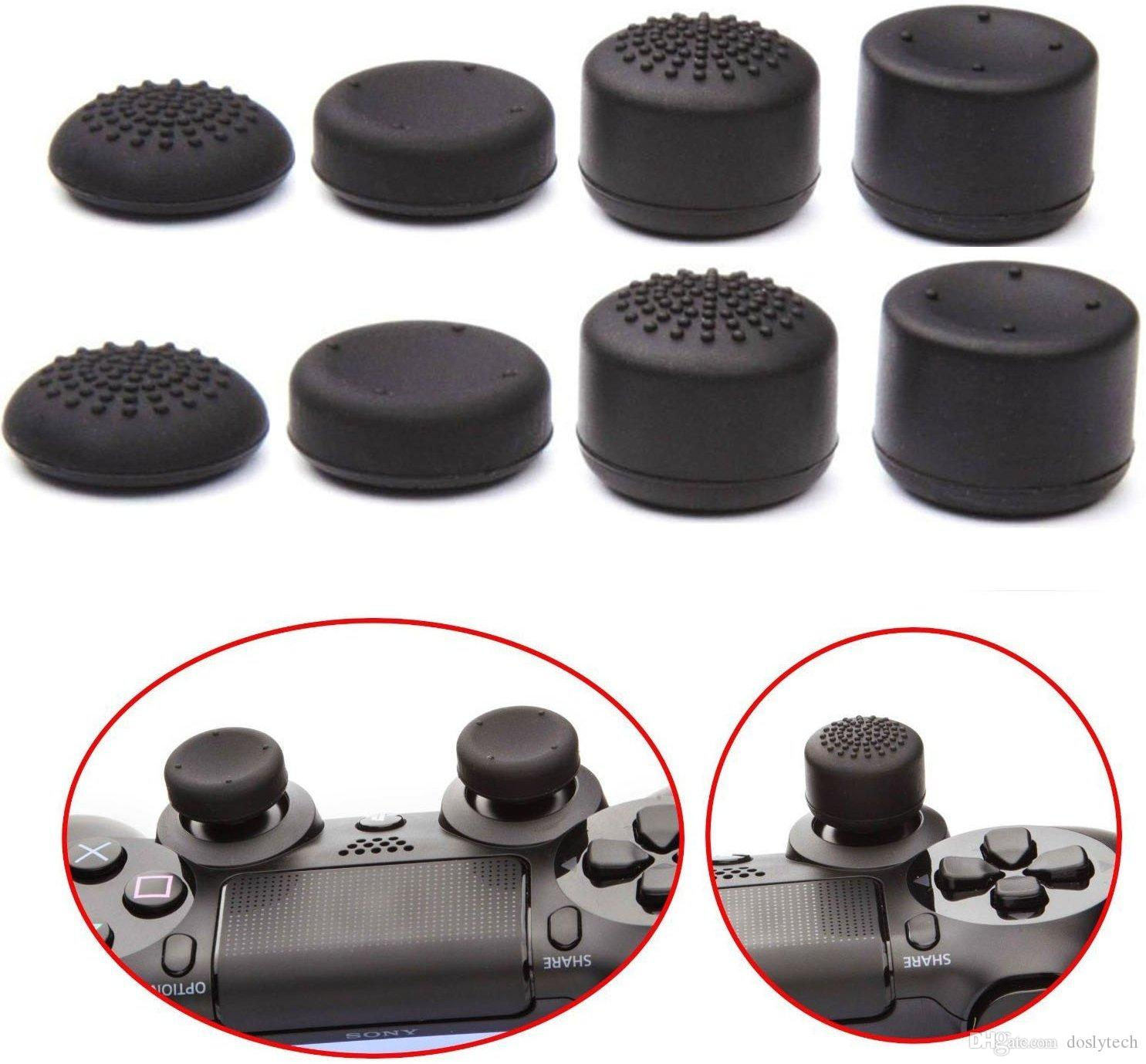 Pack of Pandaren Thumb Grip Thumbstick for PS2, PS3, PS4, Xbox 360, Wii U Controller