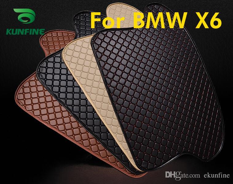 2018 Car Styling Car Trunk Mats For Bmw X6 Trunk Liner Carpet Floor