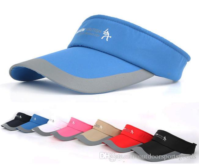 d206fb03ef24c9 Wholesale Custom Logo Hat Quick-drying Sun Hat Riding Hood Sun Visor Sun  Visor Outdoor Anti-ultraviolet Visor Hat Extended Brim Outdoor Hats  Headwears Water ...