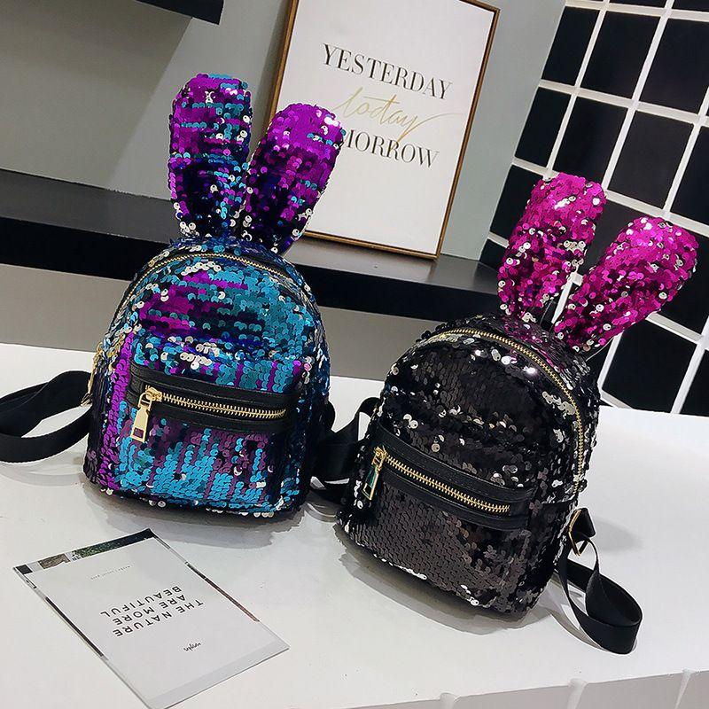 Vieeolove Girls Kids Backpacks Travelling Bag Purse 2018 New