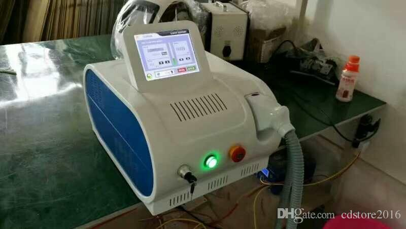 DHL free shipment The factory price hair removal yag laser sale tatoo removal laser