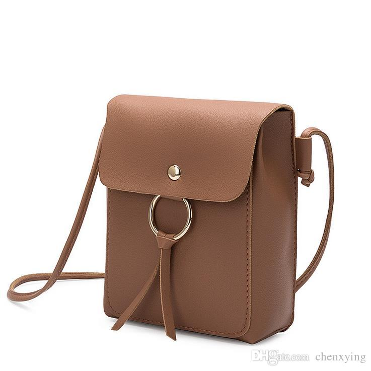 Fashion Women Girls Small Bag The New 2018 Mini Phone Bags Single ... cd76b5bd18f66