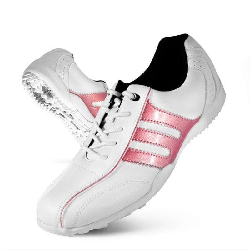 d2668059ec Compre 2018 PGM Outdoor Golf Sport Hombres Zapatos Transpirables Caucho De Golf  Zapatos Con Cordones Antideslizantes Zapatillas De Deporte Impermeables Para  ...
