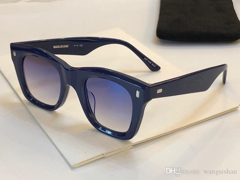 8df953a6e8e New Designer Fashion Luxury 40057 Sunglasses Small Square Frame ...