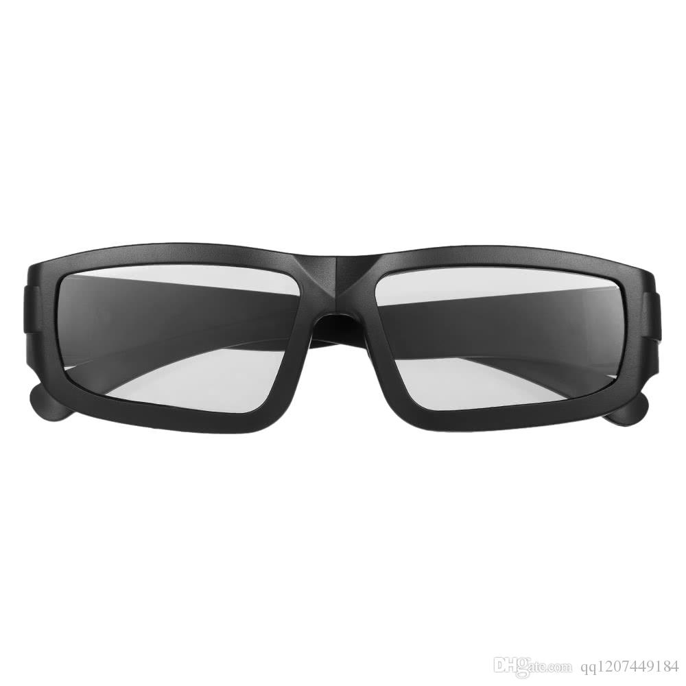 7e6cbad1a1555 Passive 3D Glasses Circular Polarized Lenses For Polarized TV Real D 3D  Cinemas For Sony Panasonic Paper 3d Glasses 3d Glasses For Tv From  Qq1207449184