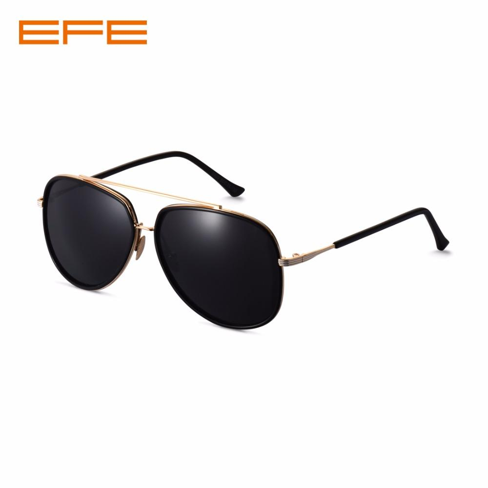 0a0fdbe10ad EFE Sunglasses Eyewear for Women Man Polarized Sun Glasses Ladies ...